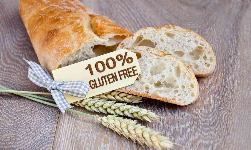 What Is Gluten Free Bread Made Out Of